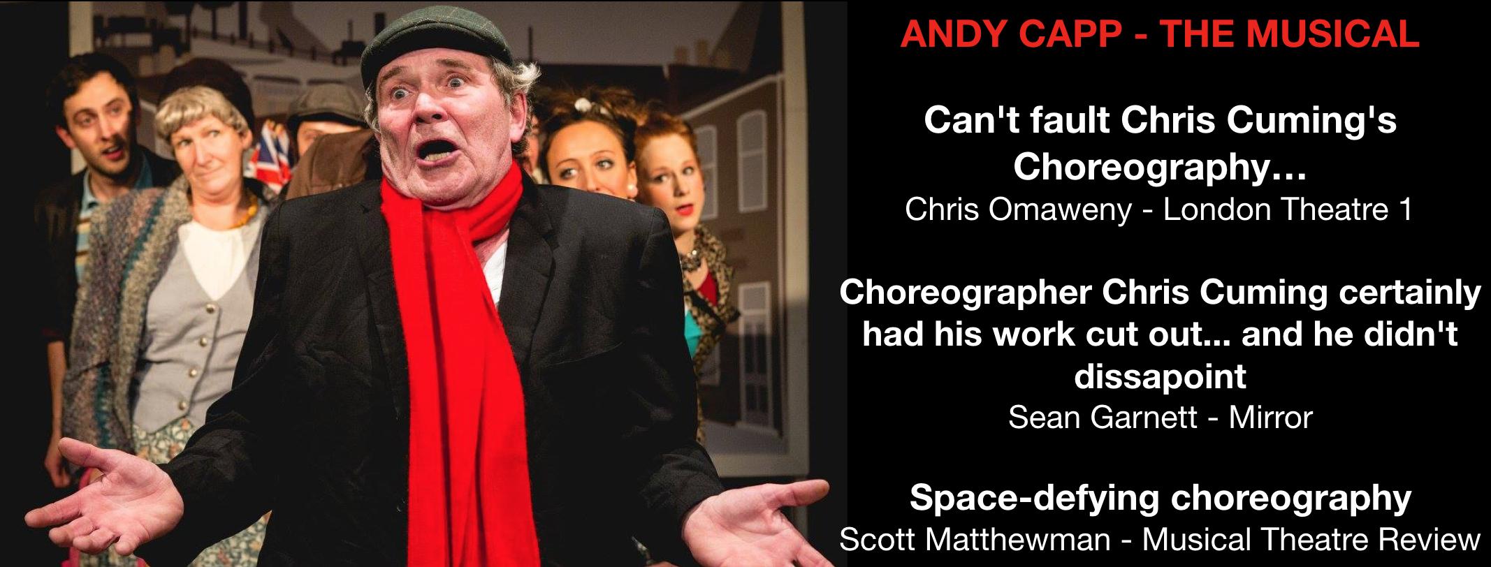 Andy Capp - Reviews